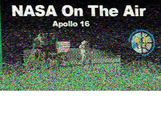 SSTV from ISS during February 2019