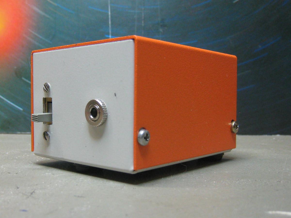 Cw Sensor Keyer Simple Electronic Sensorkeyer 1 2