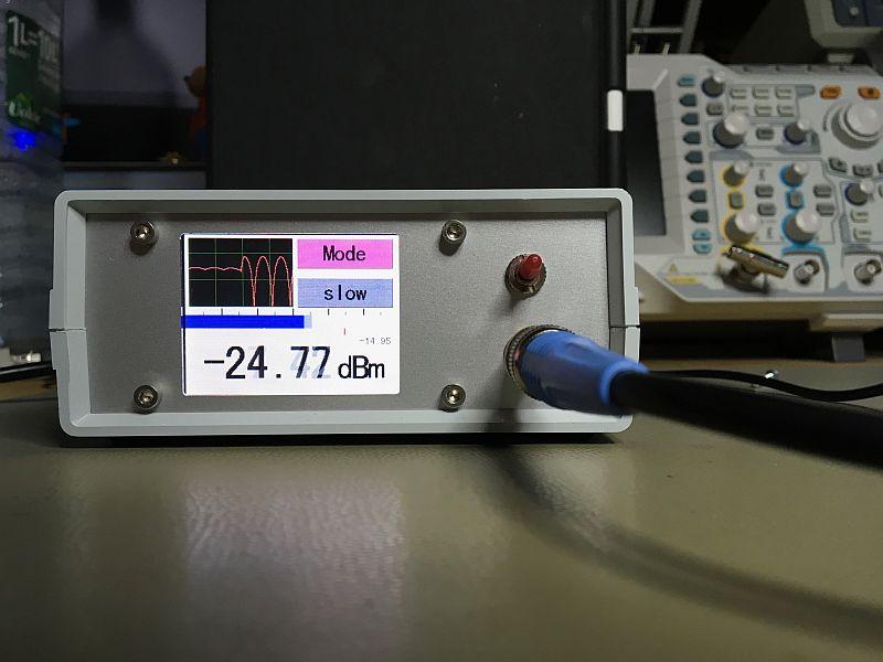 RF Powermeter - First steps
